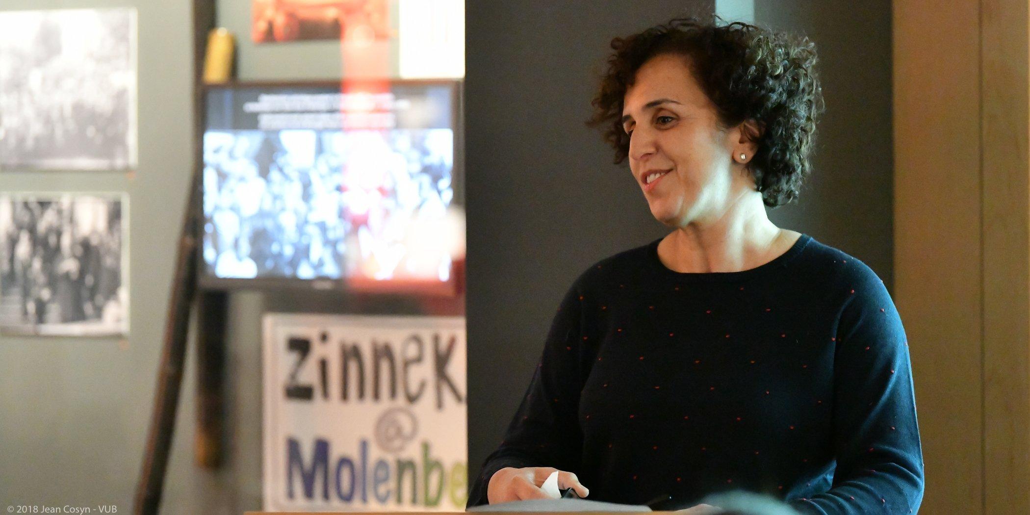20181123-030 VUB MoMuse Sophie DS Boekvoorstelling